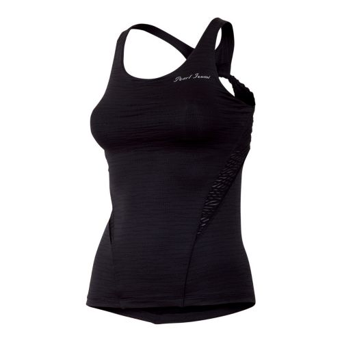 Womens Pearl Izumi Flash Sport Tanks Technical Tops - Black XS