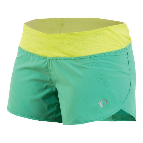 Womens Pearl Izumi Fly Split Lined Shorts - Gumdrop S
