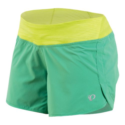 Womens Pearl Izumi W Fly Lined Shorts - Gumdrop S
