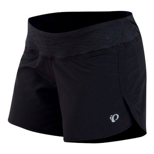 Womens Pearl Izumi W Fly Lined Shorts - Black XXL