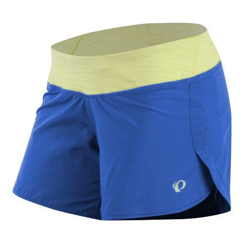 Womens Pearl Izumi W Fly Lined Shorts - Gumdrop L
