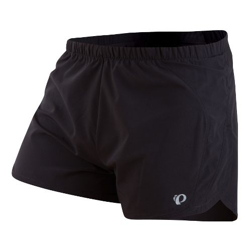 Mens Pearl Izumi Fly Splits Shorts - Black XL