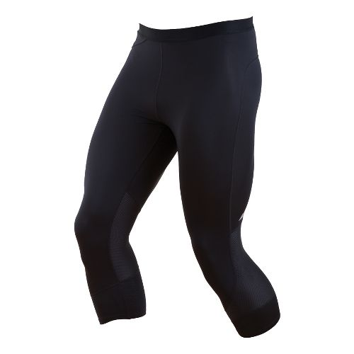 Mens Pearl Izumi Flash 3/4 Capri Tights - Black XXL