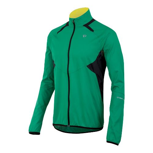 Mens Pearl Izumi Fly Running Jackets - Jelly Bean S