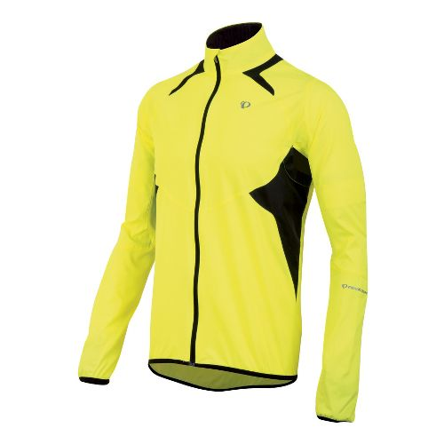 Mens Pearl Izumi Fly Running Jackets - Screaming Yellow XL