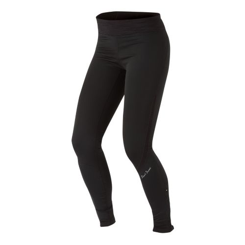 Womens Pearl Izumi Fly Thermal Fitted Tights - Black L