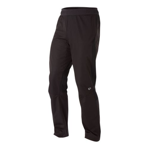 Mens Pearl Izumi Fly Softshell Run Full Length Pants - Black L