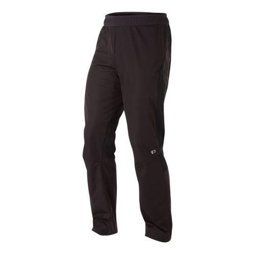 Mens Pearl Izumi Fly Softshell Run Full Length Pants - Black XXL