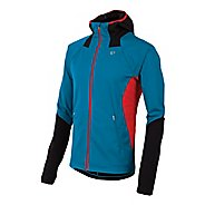 Mens Pearl Izumi Fly Softshell Run Hoody Outerwear Jackets