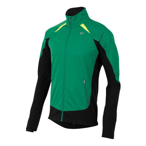 Mens Pearl Izumi Fly Softshell Run Outerwear Jackets - Jelly Bean XXL