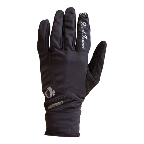 Womens Pearl Izumi Select Softshell Lite Glove Handwear - Black L
