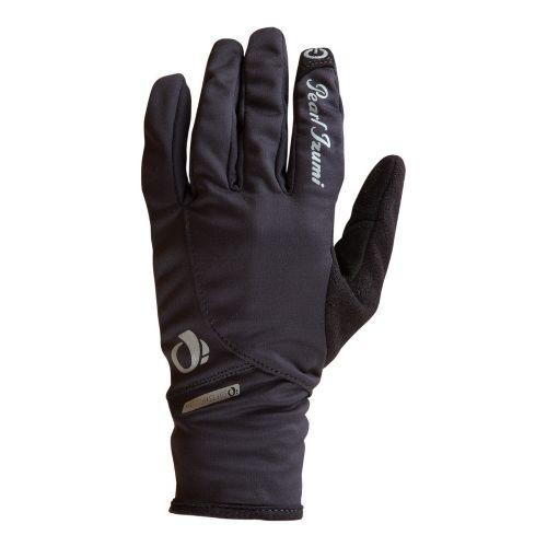Womens Pearl Izumi Select Softshell Lite Glove Handwear - Black M