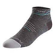 Womens Pearl Izumi ELITE Low Wool Socks