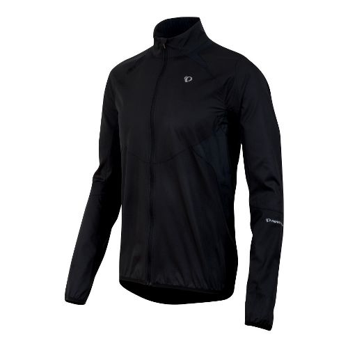 Mens Pearl Izumi Fly Running Jackets - Black XL