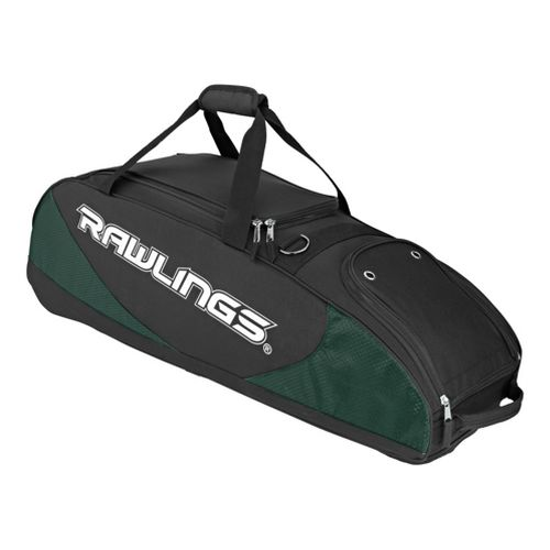 Rawlings Bat Bag Wheeled Bags - Dark Green