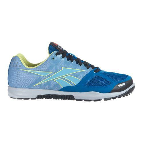 Mens Reebok CrossFit Nano 2.0 Cross Training Shoe - Blue 12
