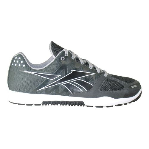 Mens Reebok CrossFit Nano 2.0 Cross Training Shoe - Charcoal/Black 10.5