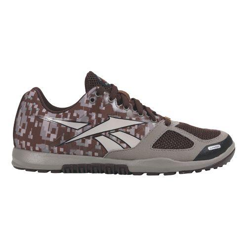 Mens Reebok CrossFit Nano 2.0 Cross Training Shoe - Camo 8.5
