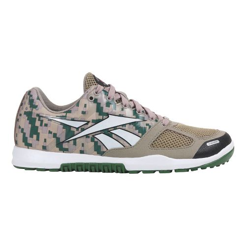 Womens Reebok CrossFit Nano 2.0 Cross Training Shoe - Camo 9.5