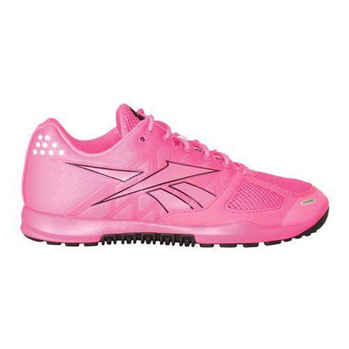 Womens Reebok CrossFit Nano 2.0 Cross Training Shoe - Pink/Black 9