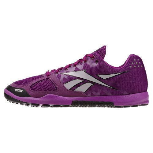 Womens Reebok CrossFit Nano 2.0 Cross Training Shoe - Purple/White 7