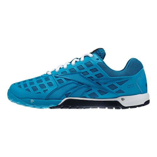 Womens Reebok CrossFit Nano 3.0 Cross Training Shoe - Blue 8.5