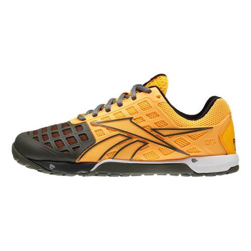 Womens Reebok CrossFit Nano 3.0 Cross Training Shoe - Orange/Grey 6.5