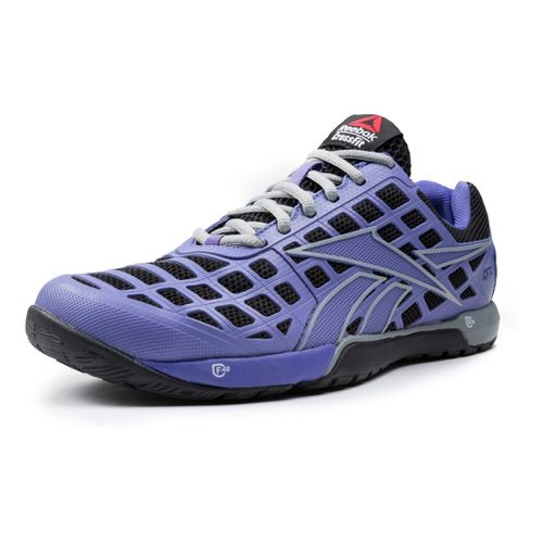 Womens Reebok CrossFit Nano 3.0 Cross Training Shoe - Purple 10