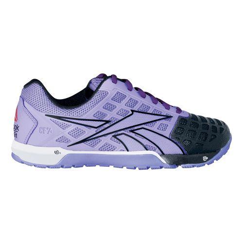 Womens Reebok CrossFit Nano 3.0 Cross Training Shoe - Purple/Black 6.5