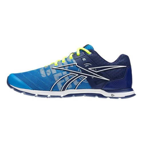 Mens Reebok CrossFit Nano Speed Cross Training Shoe - Blue 12.5