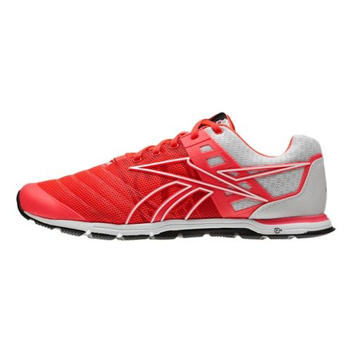 Mens Reebok CrossFit Nano Speed Cross Training Shoe - Cherry/White 8