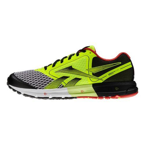 Mens Reebok ONE Guide Running Shoe - Neon 14