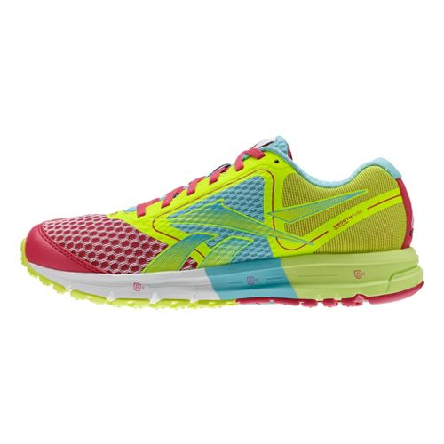 Womens Reebok ONE Guide Running Shoe - Multi 6