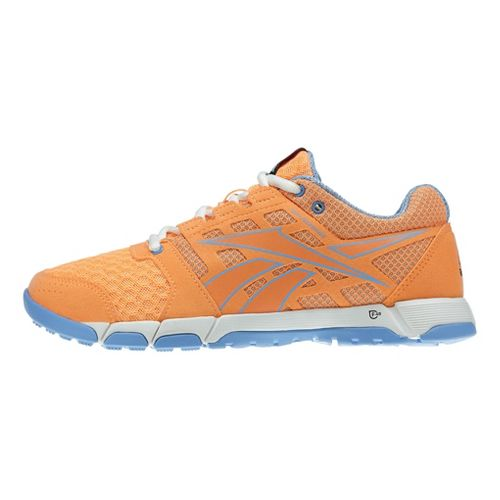 Womens Reebok ONE Trainer 1.0 Cross Training Shoe - Orange 6.5