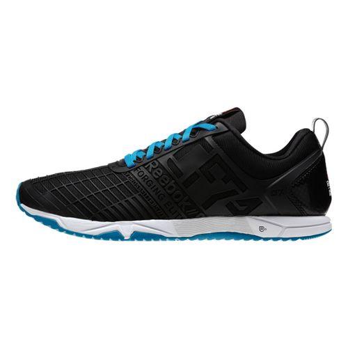 Mens Reebok CrossFit Sprint TR Cross Training Shoe - Black/Blue 8