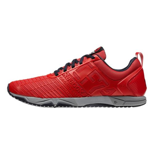 Mens Reebok CrossFit Sprint TR Cross Training Shoe - Red 9.5
