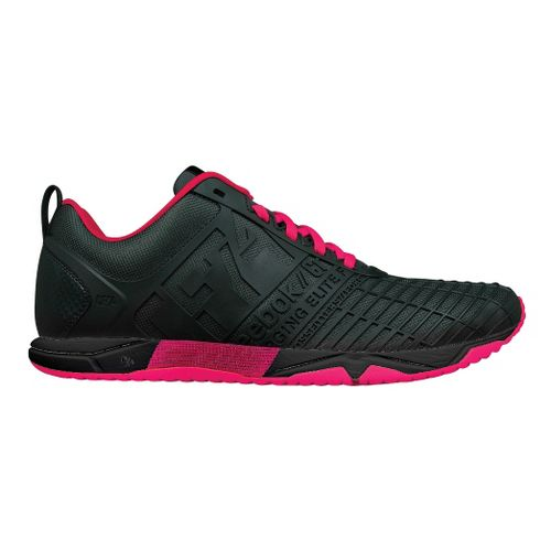 Womens Reebok CrossFit Sprint TR Cross Training Shoe - Black/Pink 8.5