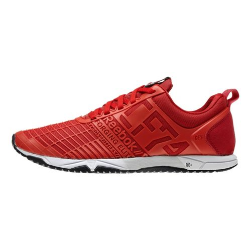 Womens Reebok CrossFit Sprint TR Cross Training Shoe - Red 7