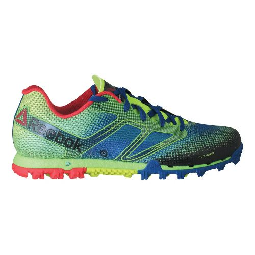 Mens Reebok All Terrain Super Running Shoe - Multi 8.5