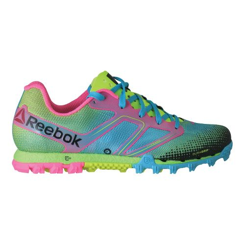 Womens Reebok All Terrain Super Running Shoe - Multi 7.5