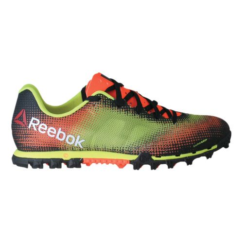 Mens Reebok All Terrain Sprint Running Shoe - Multi 9.5