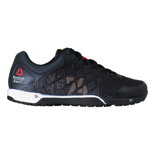 Mens Reebok CrossFit Nano 4.0 Cross Training Shoe - Black 12