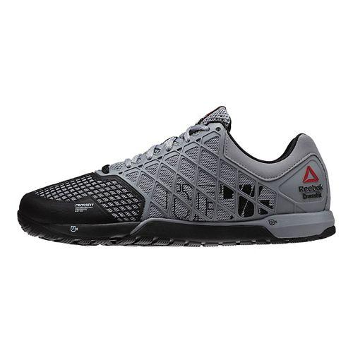 Mens Reebok CrossFit Nano 4.0 Cross Training Shoe - Grey 11.5