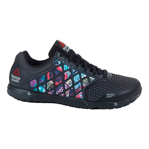 Mens Reebok CrossFit Nano 4.0 Cross Training Shoe - Multi 14