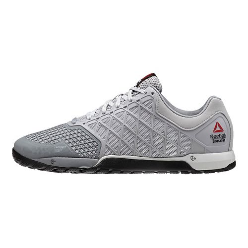 Womens Reebok CrossFit Nano 4.0 Cross Training Shoe - Grey 6.5