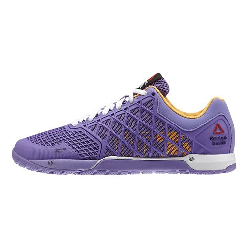 Womens Reebok CrossFit Nano 4.0 Cross Training Shoe - Orchid 8