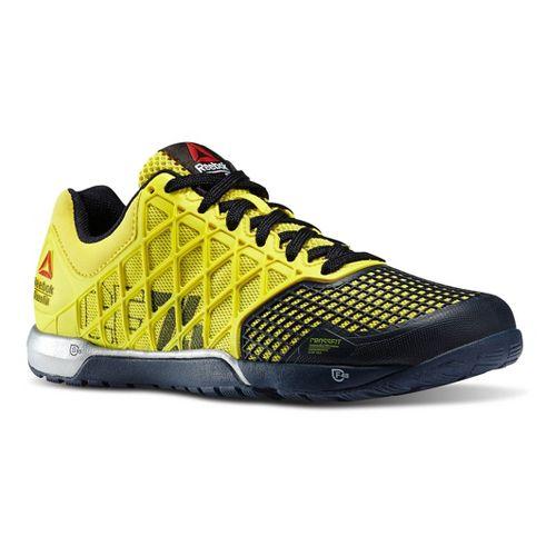 Womens Reebok CrossFit Nano 4.0 Cross Training Shoe - Yellow 7.5
