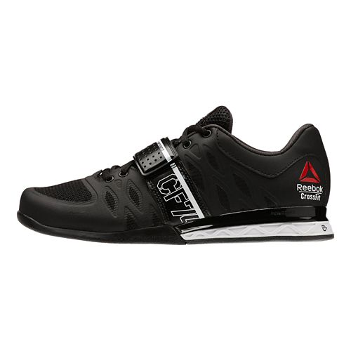 Womens Reebok CrossFit Lifter 2.0 Cross Training Shoe - Black 8