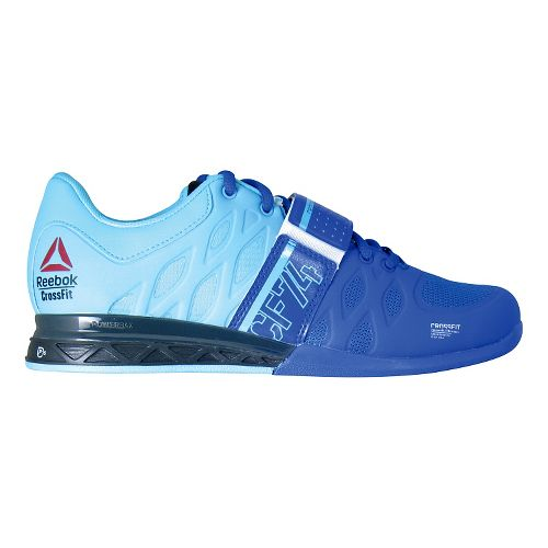 Womens Reebok CrossFit Lifter 2.0 Cross Training Shoe - Blue 9.5