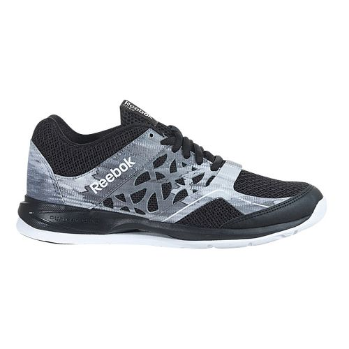 Womens Reebok Studio Choice 2.0 Cross Training Shoe - Black 10.5